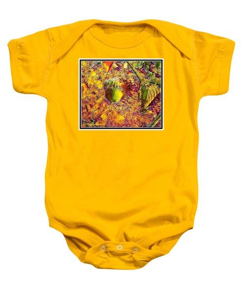 Little Acorn Baby Onesie