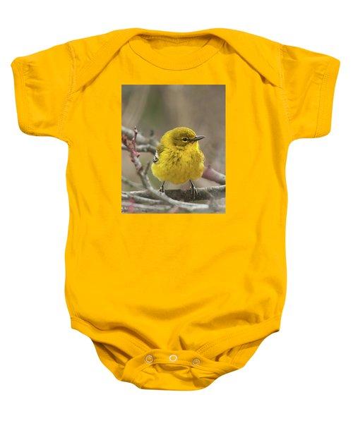 Little Yellow Baby Onesie