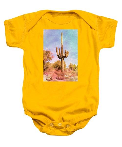 Lone Saugaro Baby Onesie