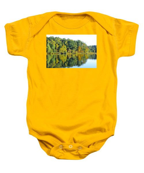 Mallows Bay Baby Onesie