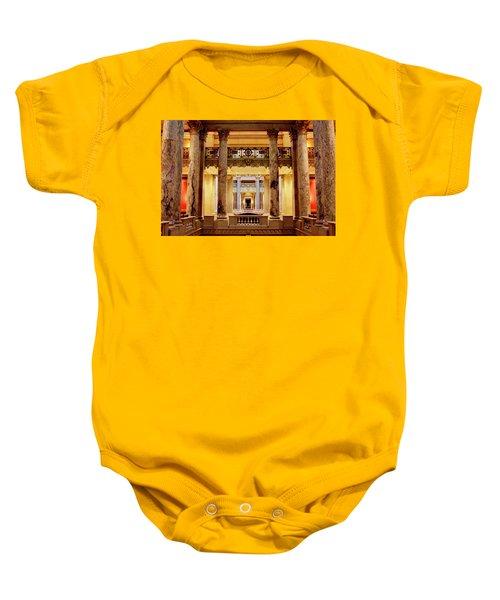Minnesota Capitol Supreme Court Baby Onesie