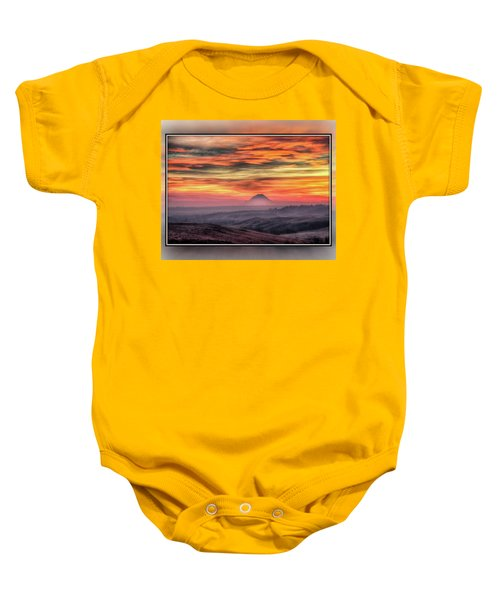 Monet Morning Baby Onesie