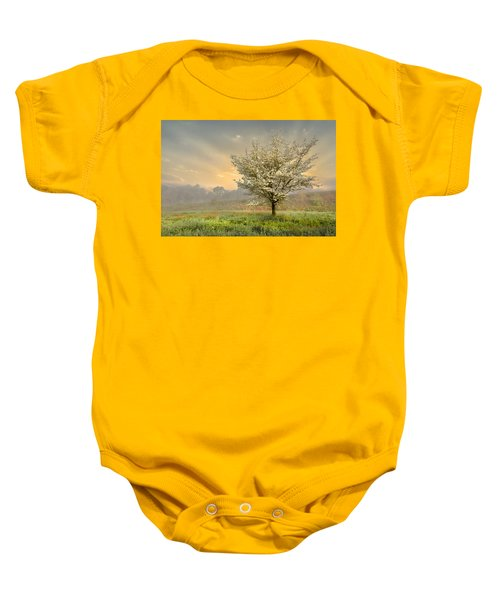 Morning Celebration Baby Onesie