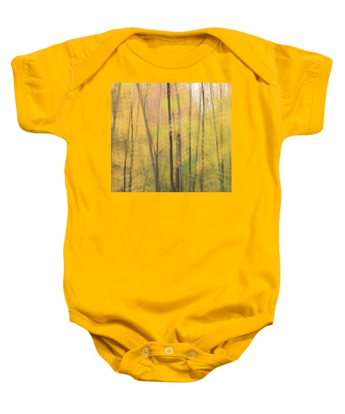 Motion In Color Baby Onesie