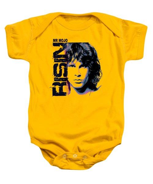 Mr Mojo Risin Baby Onesie