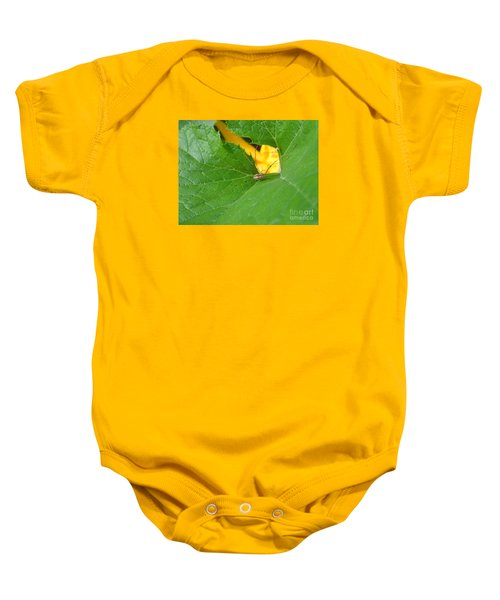 Narrow Leaf Gorge Baby Onesie