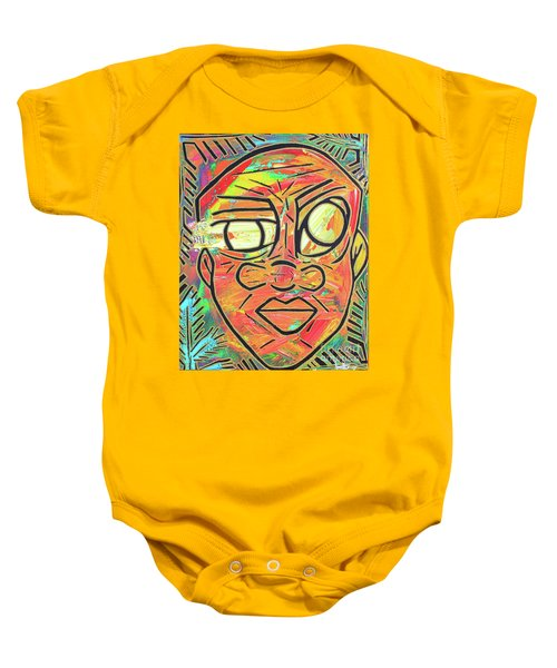 Nature Boy Baby Onesie