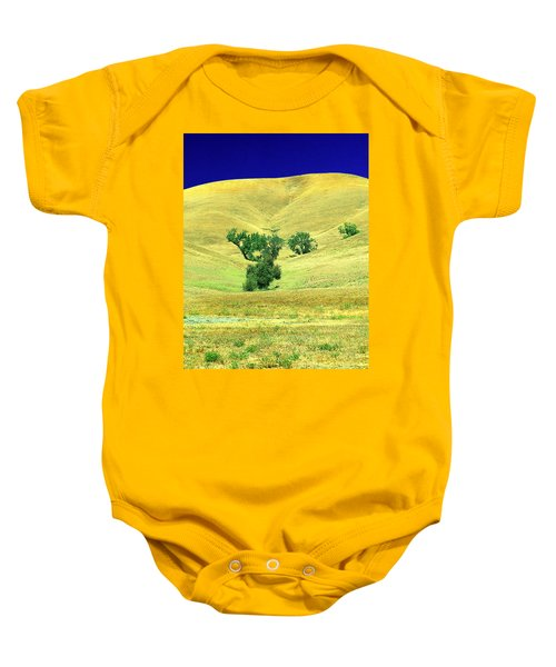 Natures Color Theory Baby Onesie