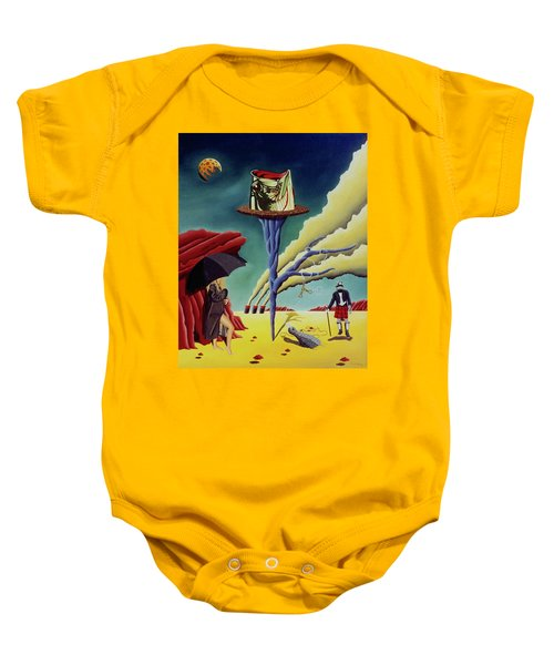 New Beginings Baby Onesie