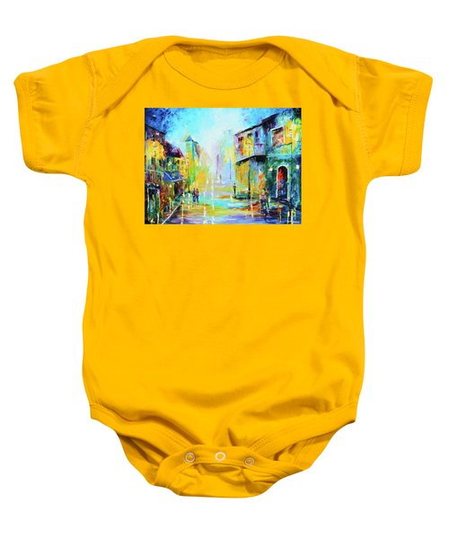 New Orleans Baby Onesie