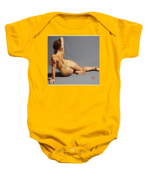Nude Baby Onesie