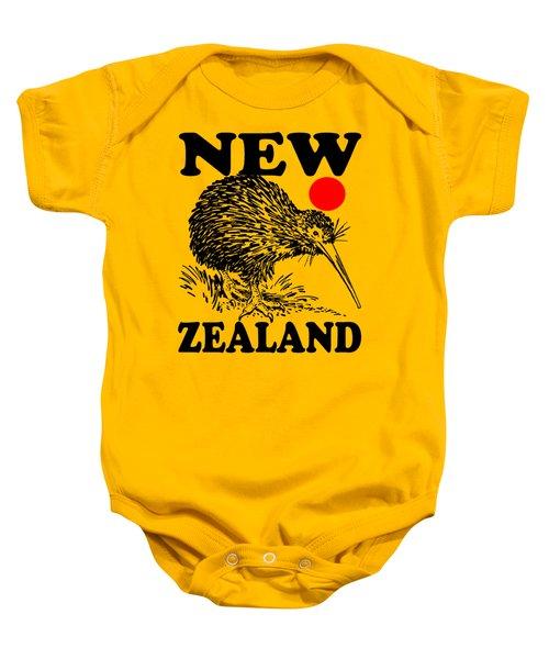 Nz-kiwi Baby Onesie