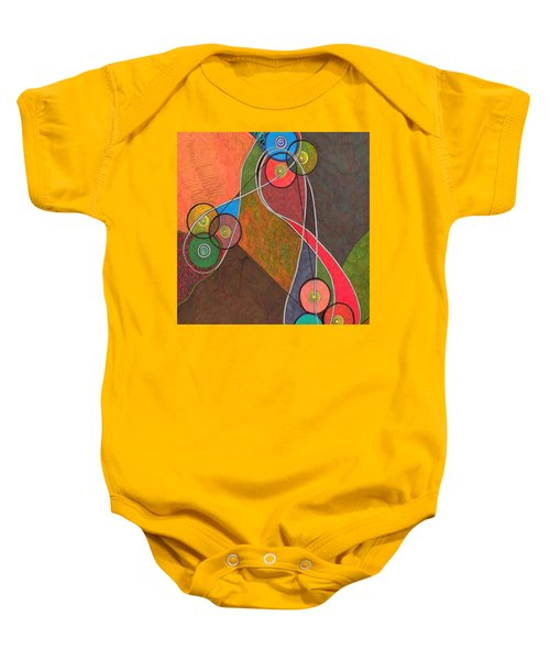 Off The Record Baby Onesie
