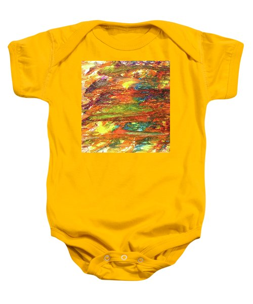 5-offspring While I Was On The Path To Perfection 5 Baby Onesie