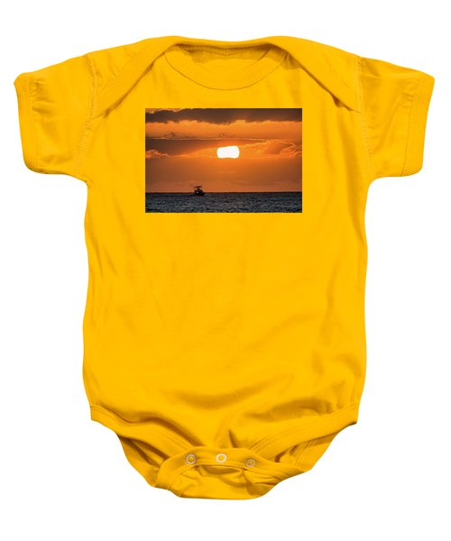 On The Water Baby Onesie