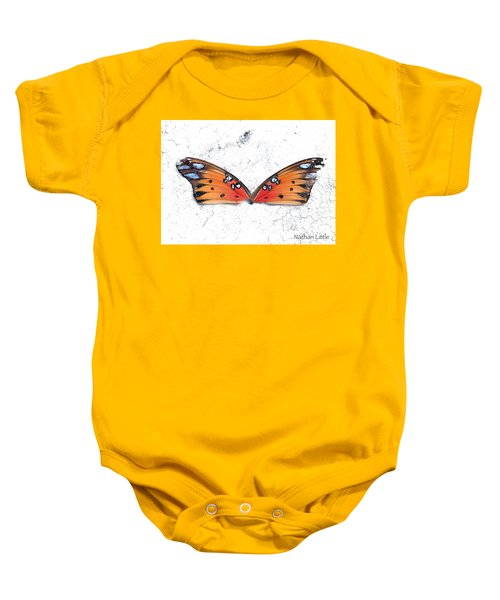 Once Flown Baby Onesie