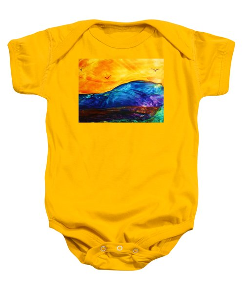 One Fine Day Baby Onesie