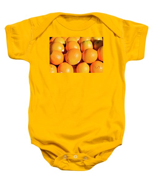 Oranges Baby Onesie