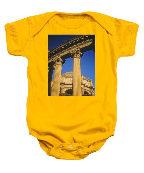 Palace Of Fine Arts, San Francisco Baby Onesie