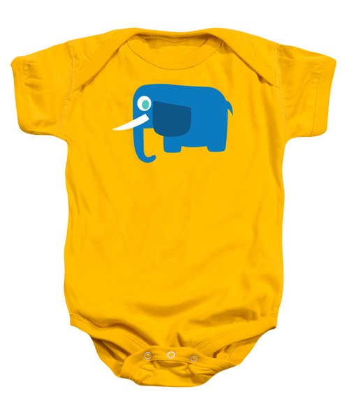 Pbs Kids Elephant Baby Onesie by Pbs Kids