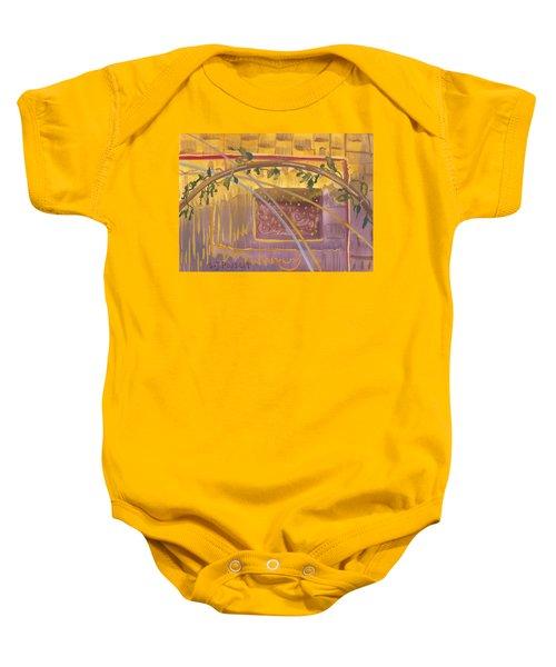 Picture Window Baby Onesie