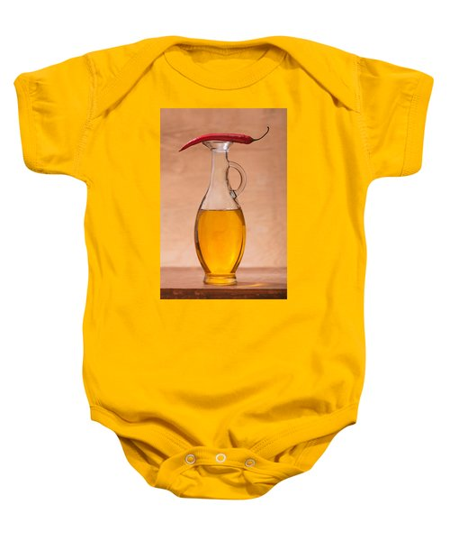 Pitcher And Pepper #1475 Baby Onesie