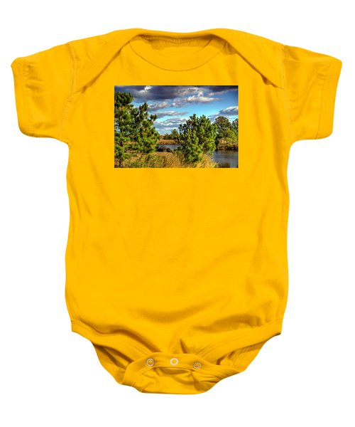 Pleasure House Point Natural Area  Baby Onesie