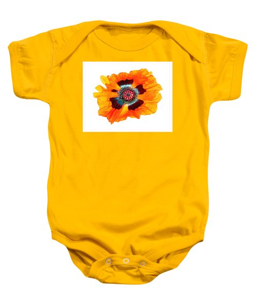 Poppy Pleasing Baby Onesie