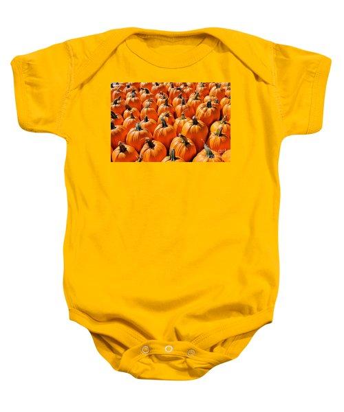 Pumpkins Baby Onesie