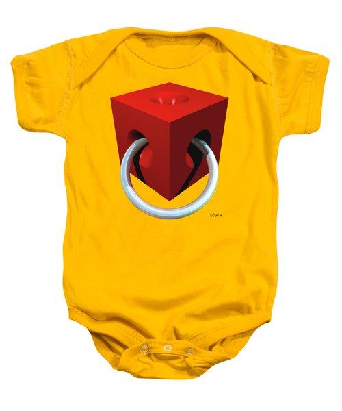 Red Bull Baby Onesie