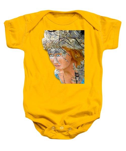 Regina Figurehead Baby Onesie