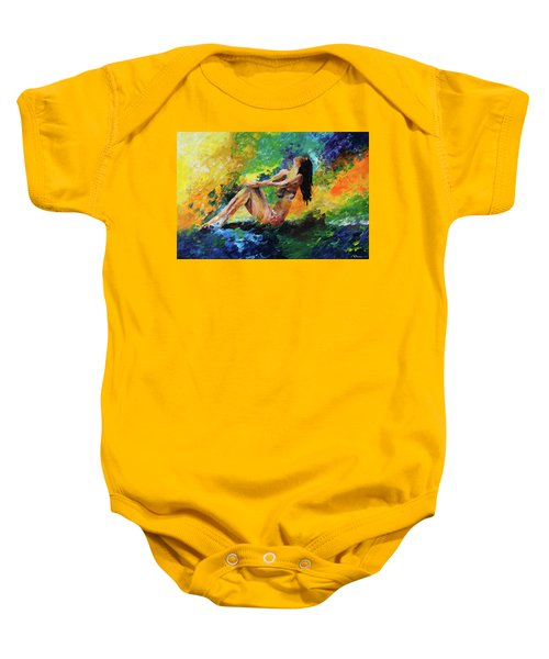 Relaxation Baby Onesie