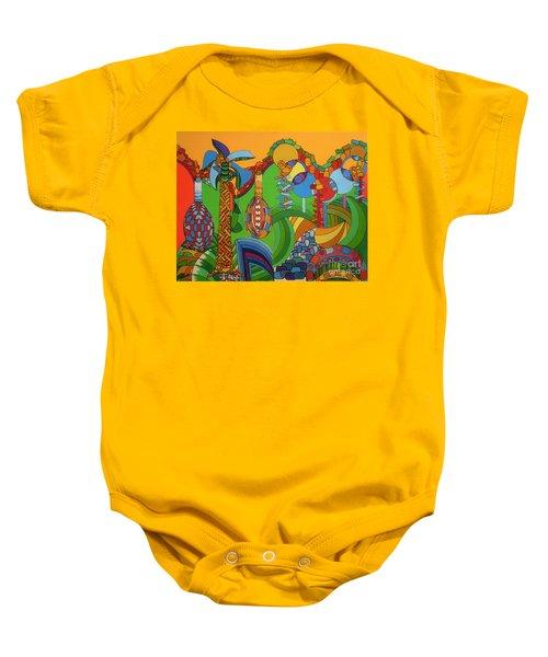 Rfb0300 Baby Onesie