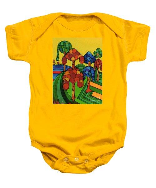 Rfb0544 Baby Onesie