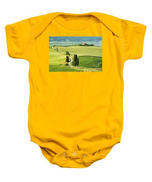 Road To Terrapille Baby Onesie