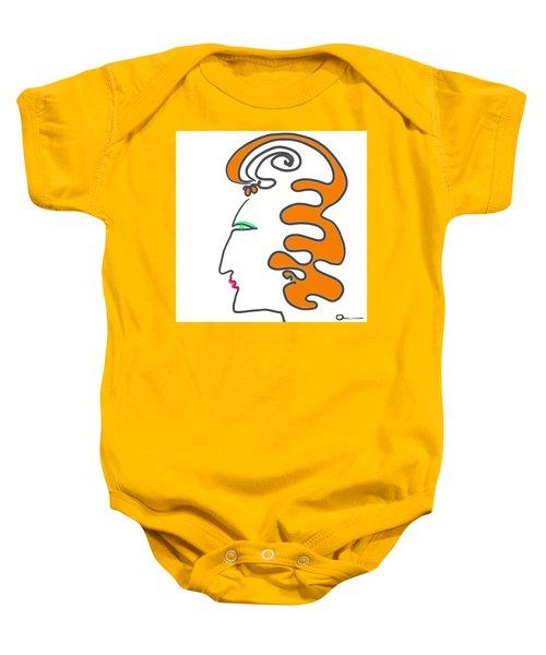 Rococo Baby Onesie