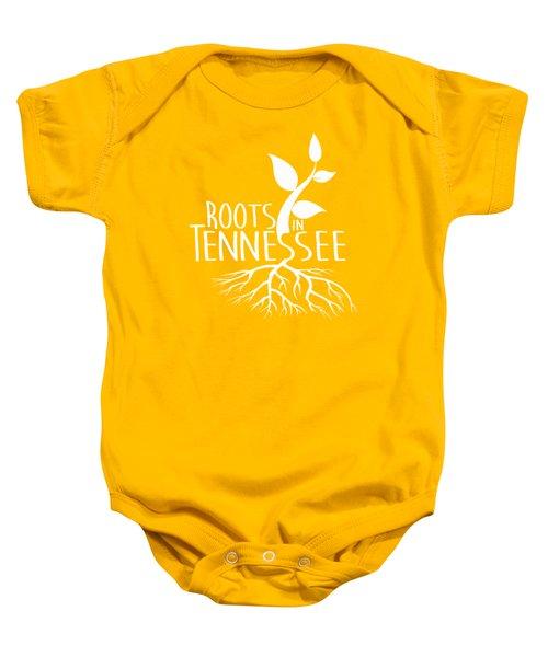 Roots In Tennessee Seedlin Baby Onesie