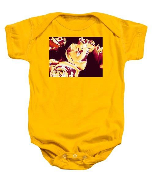 Roses #1 Baby Onesie