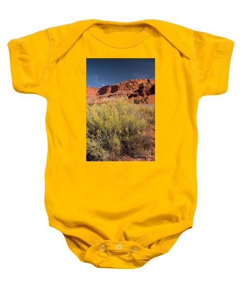 Scenery Capital Reef National Park Baby Onesie