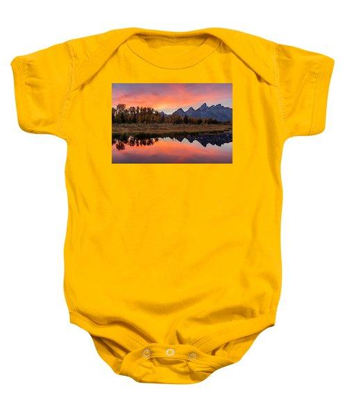 Schwabacher Sunset 2 Baby Onesie