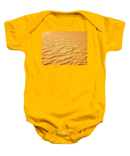 Shifting Sands Baby Onesie