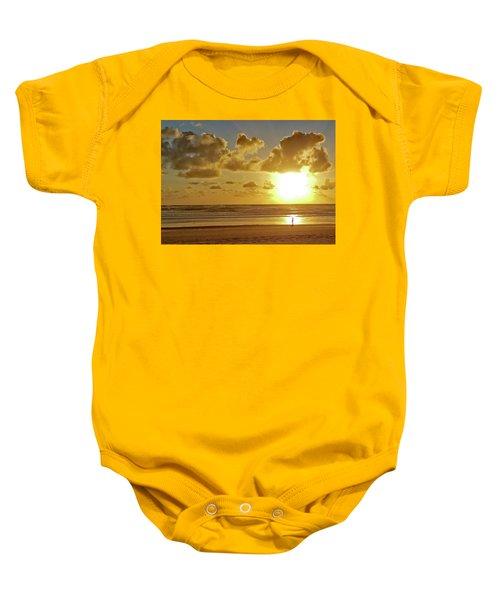 Solar Moment Baby Onesie