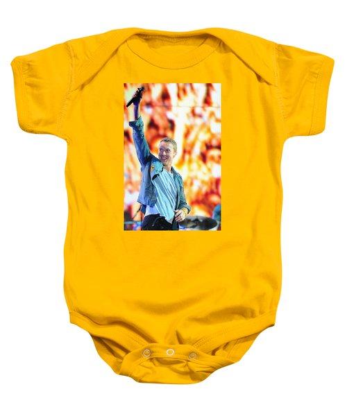 Coldplay4 Baby Onesie