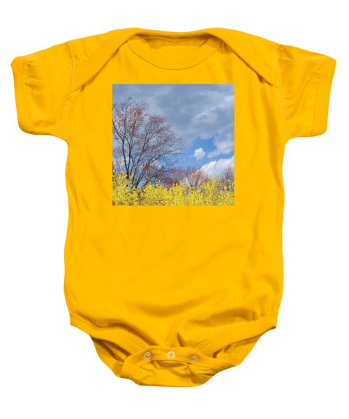 Baby Onesie featuring the photograph Spring 2017 Square by Bill Wakeley
