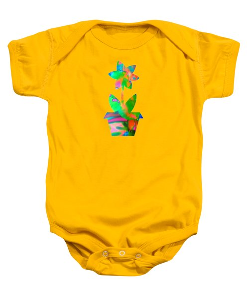 Spring Fever Baby Onesie