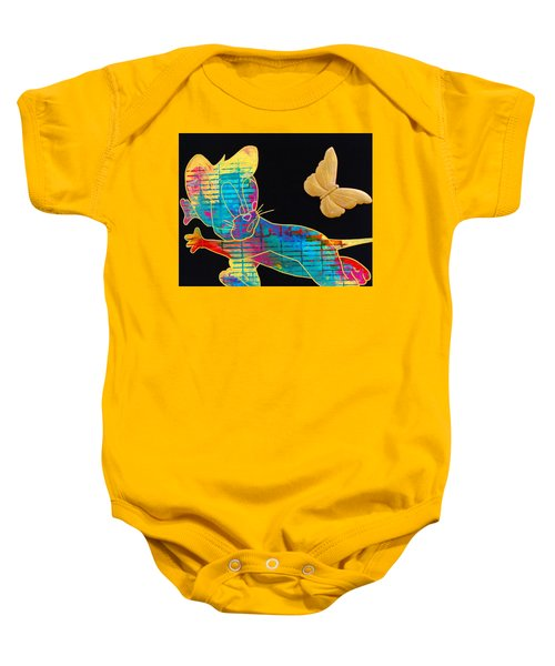 Spring Time Baby Onesie