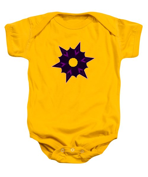Star Record No. 8 Baby Onesie by Stephanie Brock