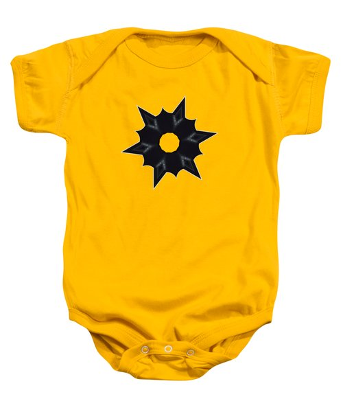 Star Record No.1 Baby Onesie by Stephanie Brock