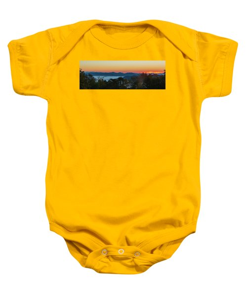Summer Sunrise - Almost Dawn Baby Onesie