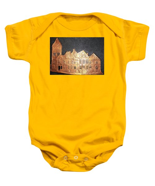Sumter County Courthouse - 1897 Baby Onesie